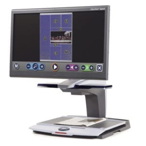 AdapatiVision Optelec ClearView+ Speech HD
