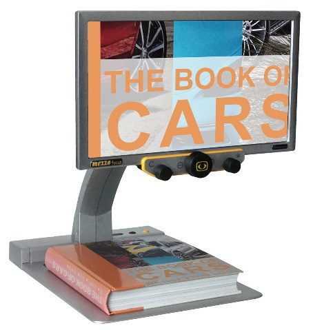 VisionAid Technologies Transportable Video Magnifiers