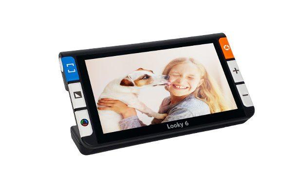 Looky 6 HD Tablet