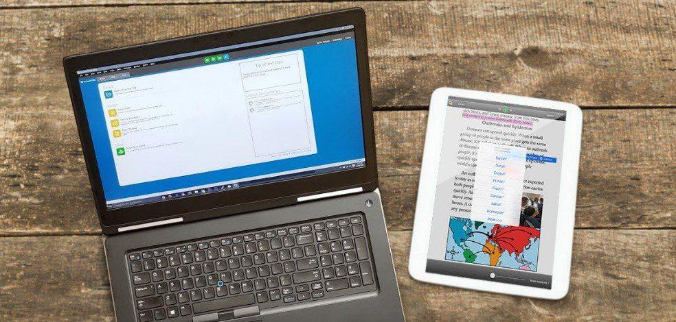 Kurzweil 3000 Assistive Learning Technology